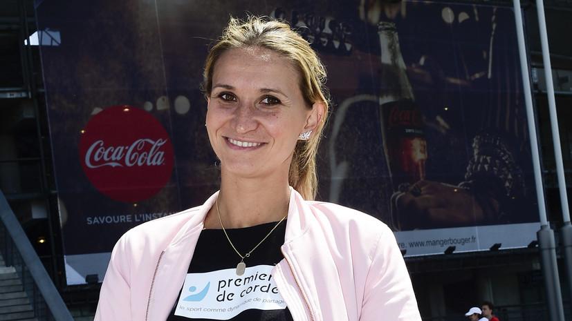 Французская теннисистка Головин возобновит карьеру после 11-летней паузы
