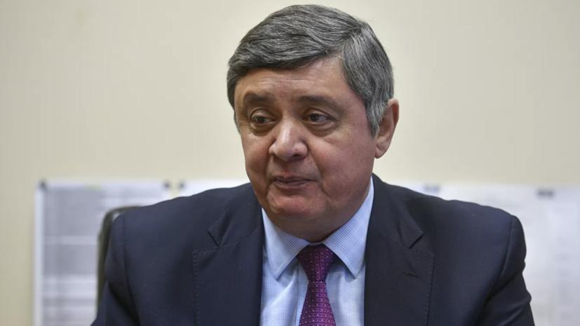 Кабулов принял делегацию «Талибана» в Москве