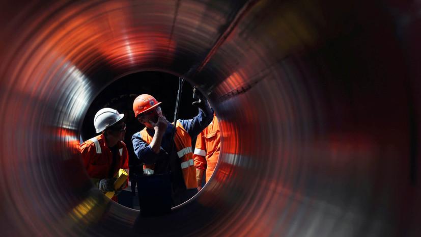 Постпред России прокомментировал решение суда ЕС по газопроводу OPAL