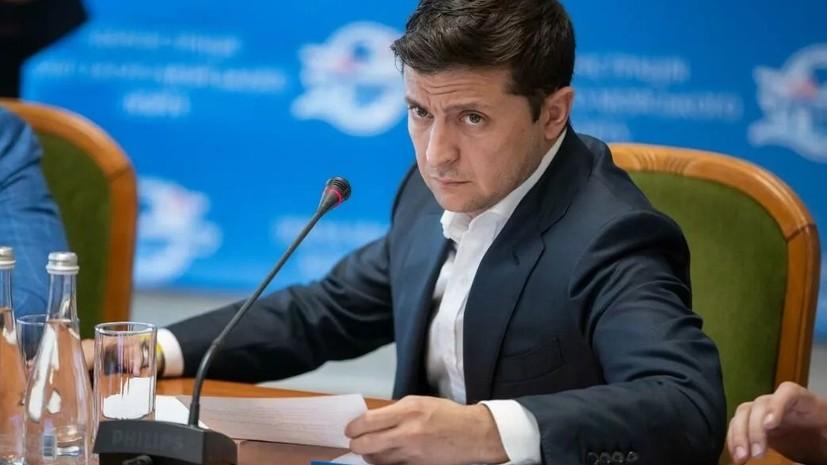 В Крыму предложили Зеленскому узаконить нынешние границы Украины