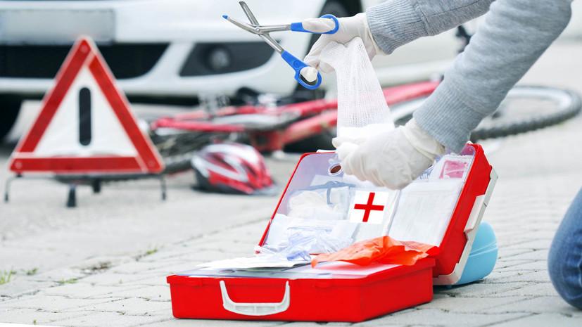 Переломы, ожоги и ранения: тест RT о первой медицинской помощи