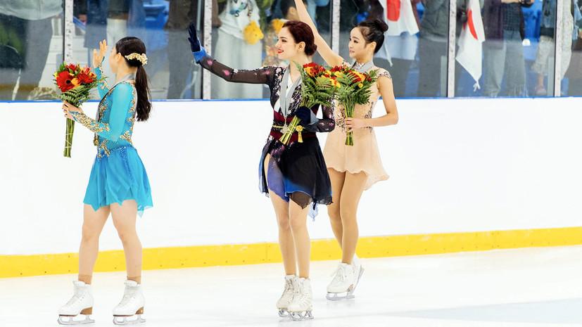 Серебряный старт: Медведева проиграла Кихире на первом турнире в сезоне-2019/20