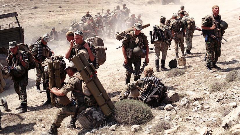 «Выполнили свой долг»: как была отбита террористическая атака на Дагестан в 1999 году