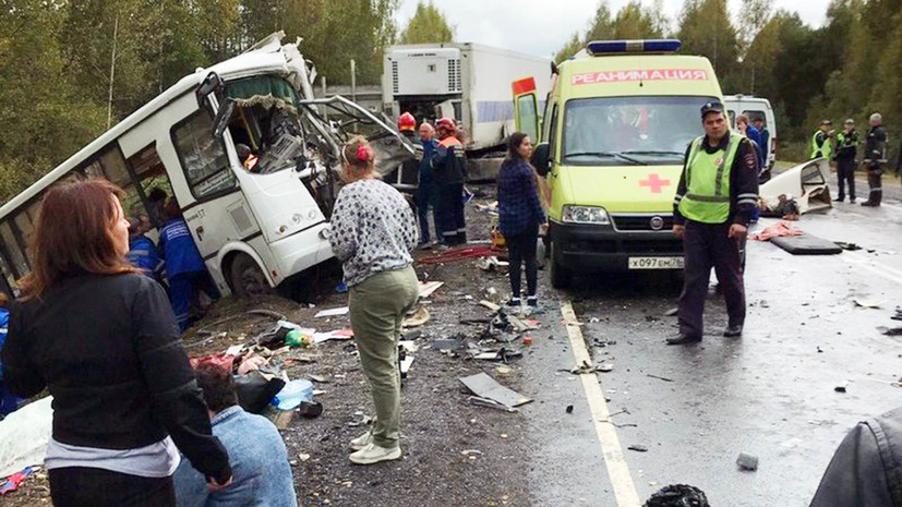 Число погибших в ДТП в Ярославской области возросло до девяти
