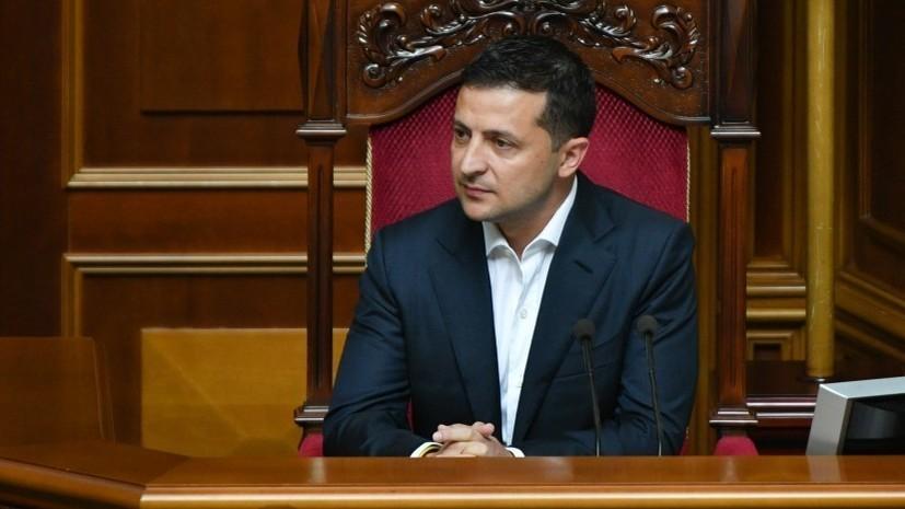 Зеленский пообещал сделать Украину «кинематографической державой»