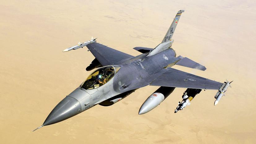Небезвозмездная помощь: сможет ли Украина обновить ВВС за счёт американских самолётов