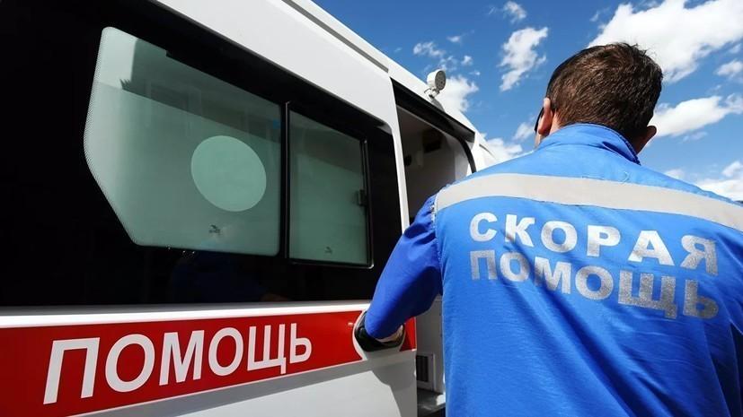 Четыре человека пострадали при съезде в кювет автобуса под Вологдой