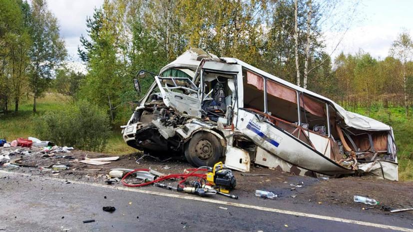 Медики рассказали о состоянии пострадавших в ДТП под Ярославлем
