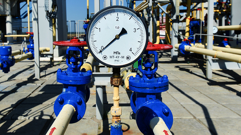 В бундестаге заявили, что Запад хочет вытеснить Россию с рынка газа