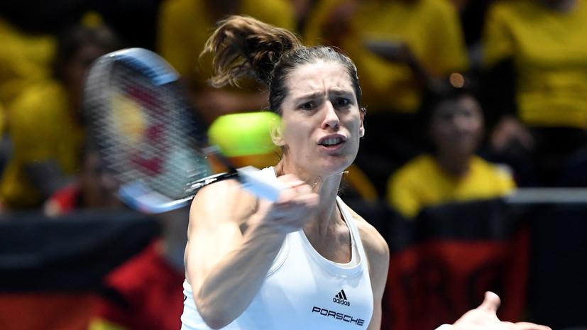 Теннисистка Петкович ответила фанату, посоветовавшему ей сниматься в порно