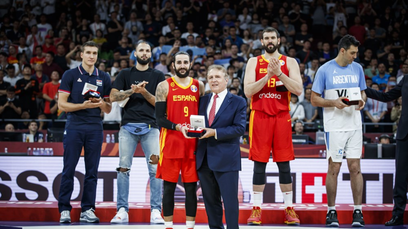 Испанский баскетболист Рубио признан лучшим игроком ЧМ