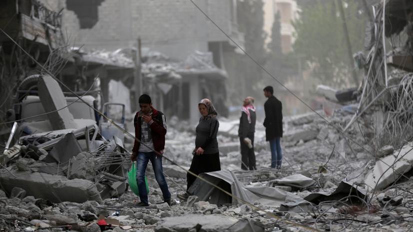 Около границы Сирии и Турции произошёл взрыв