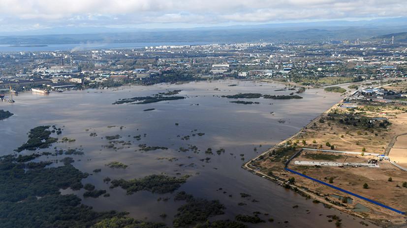 В Амурской области оценили размер ущерба от паводка