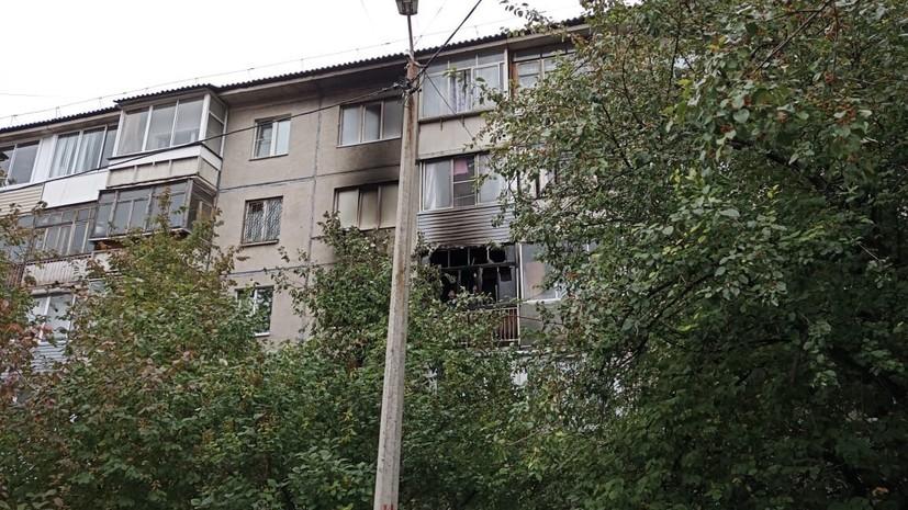 Дело о пожаре в Красноярске передано в центральный аппарат СК
