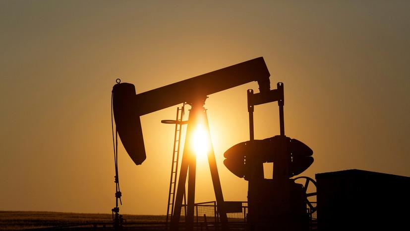 Цены на нефть растут после атак дронов на НПЗ в Саудовской Аравии