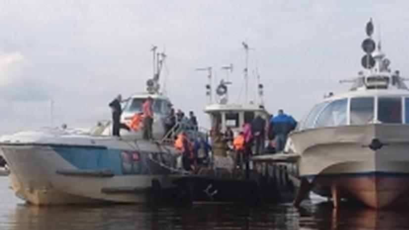 Уголовное дело возбуждено по факту ЧП с севшим на мель судном в Югре