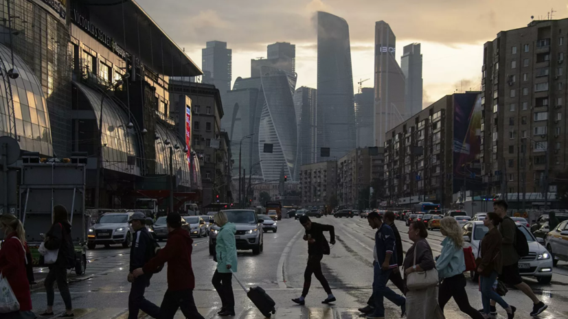 В Москве 15 сентября стало самым холодным днём месяца