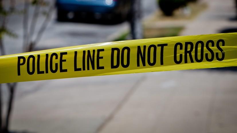 Полиция застрелила у школы в Хьюстоне вооружённого человека