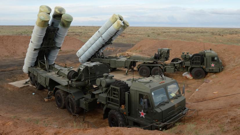Путин предложил Саудовской Аравии купить С-300 или С-400
