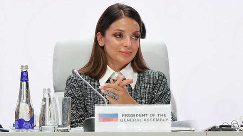 В Петербурге завершилась 23-я сессия Генассамблеи UNWTO