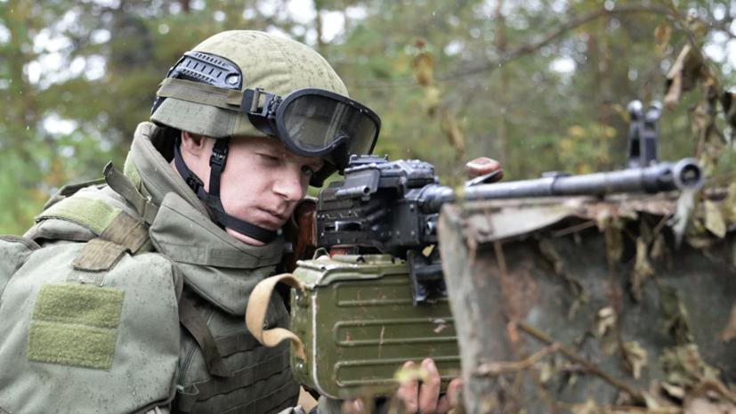 Военные России и Белоруссии на учениях«освободили» населённый пункт