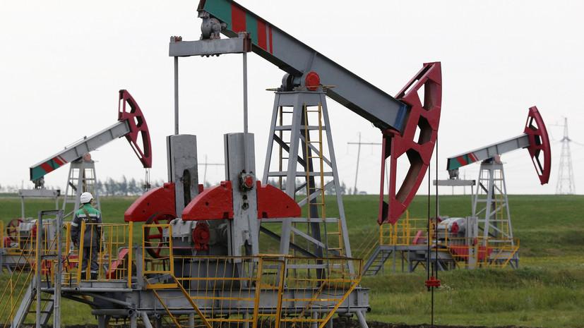 Нефть дешевеет после удорожания на 15%