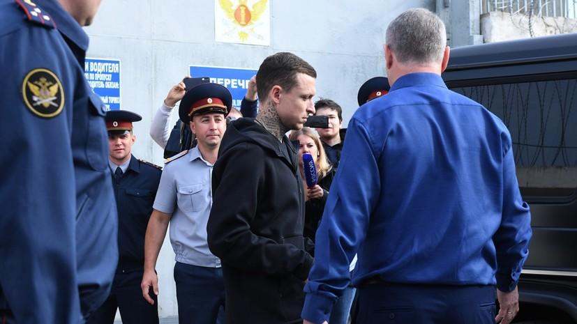 Кокорин и Мамаев останутся под контролем полиции до конца года