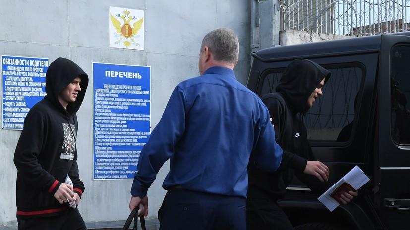 Депутат оценил шансы Кокорина и Мамаева вернуться в сборную России