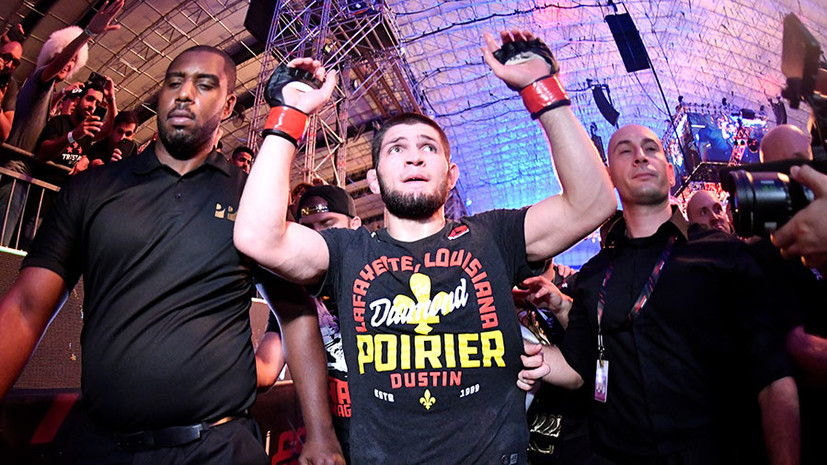 Пожертвование Нурмагомедова, бой Магомедшарипова в Москве и загадочная дата Макгрегора: что обсуждают в мире UFC
