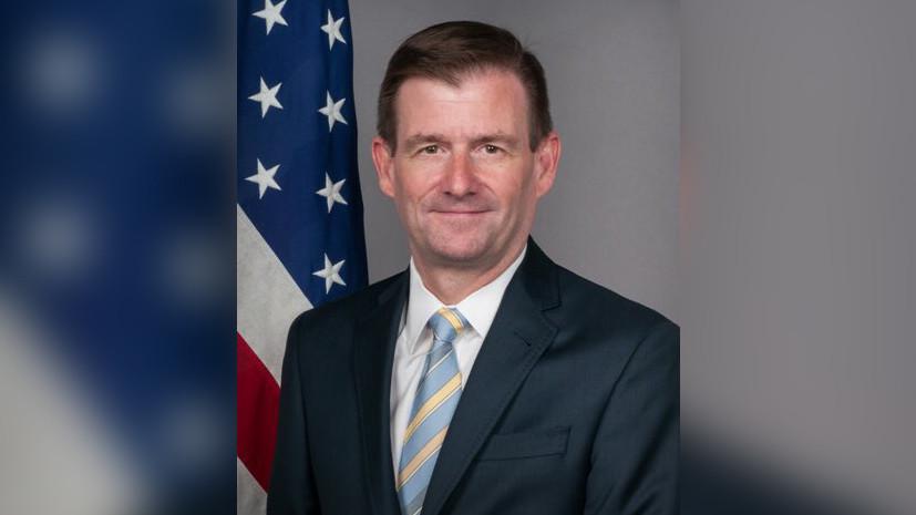 В Минск прибыл замгоссекретаря США