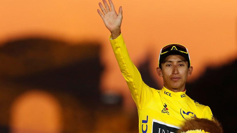 Победитель «Тур де Франс» 2019 года Берналь пропустит ЧМ по велоспорту