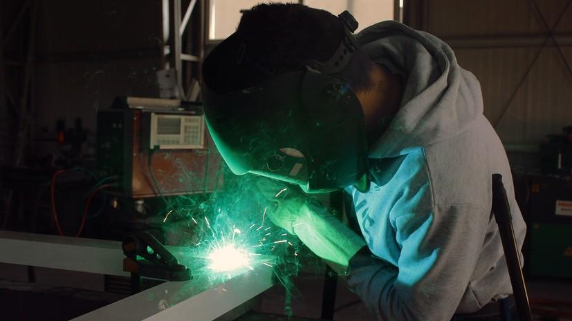 Исследование: в первом полугодии россиян больше всего интересовали профессии электрика и сварщика