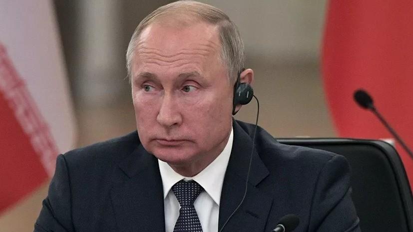 Путин заявил, что считает Израиль русскоязычным государством
