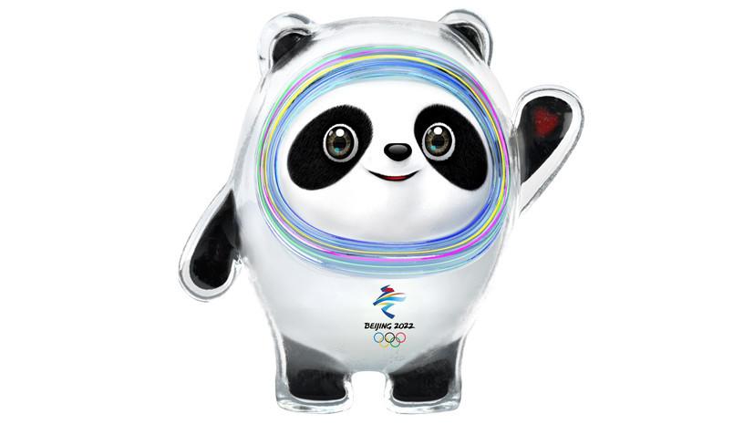 Организаторы Олимпиады-2022 представили талисман соревнований