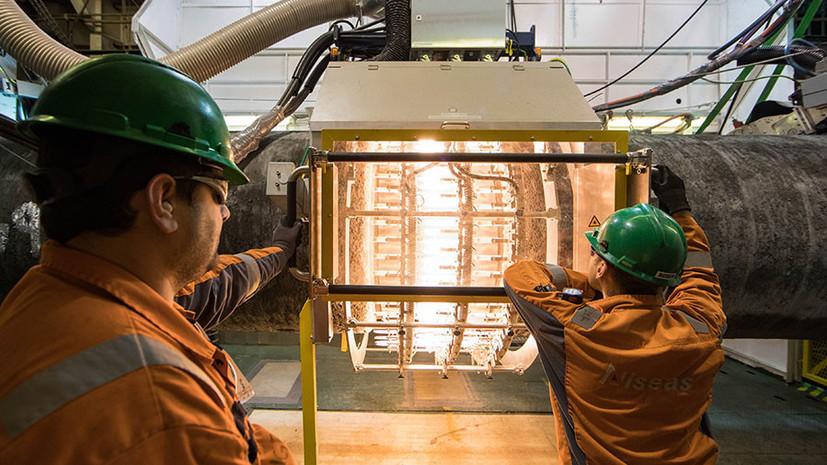 Уложено почти 2000 км: газопровод «Северный поток — 2» построен более чем на 80%