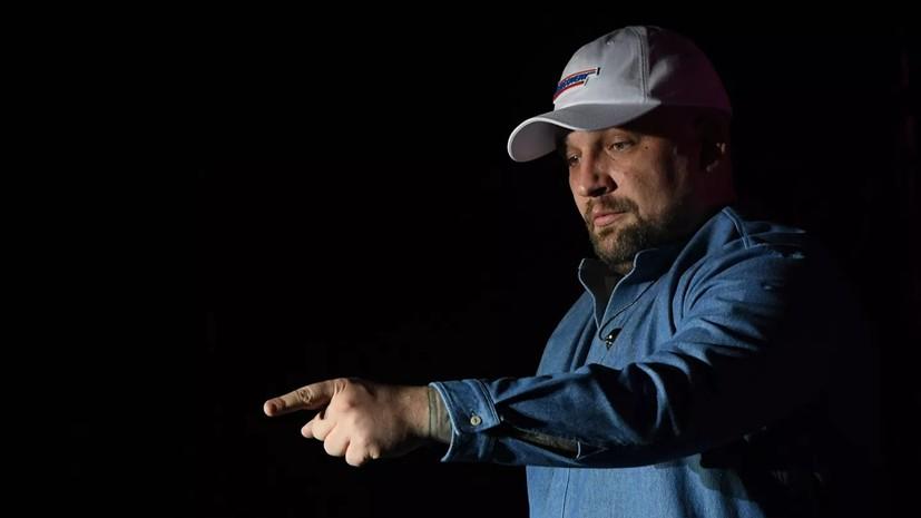 Баста выступит в роли ведущего на телеканале «Матч! Боец»
