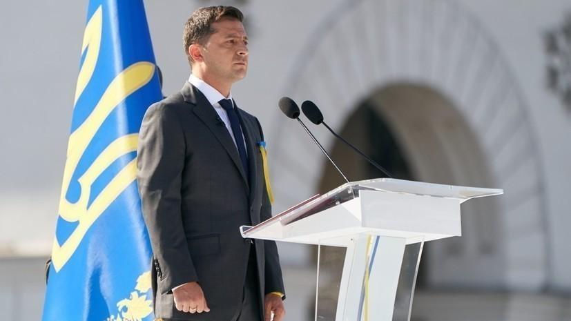 При президенте Украины создали Совет по вопросам свободы слова