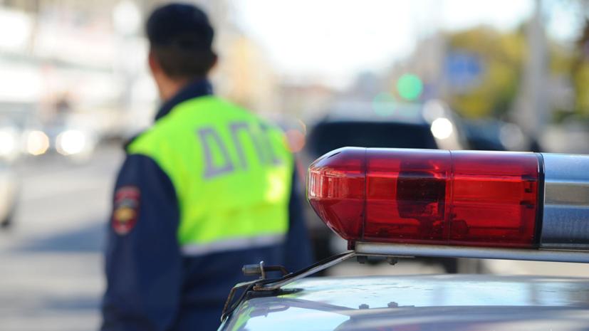 Двух инспекторов ДПС наградили за спасение семимесячного ребёнка в Приморье