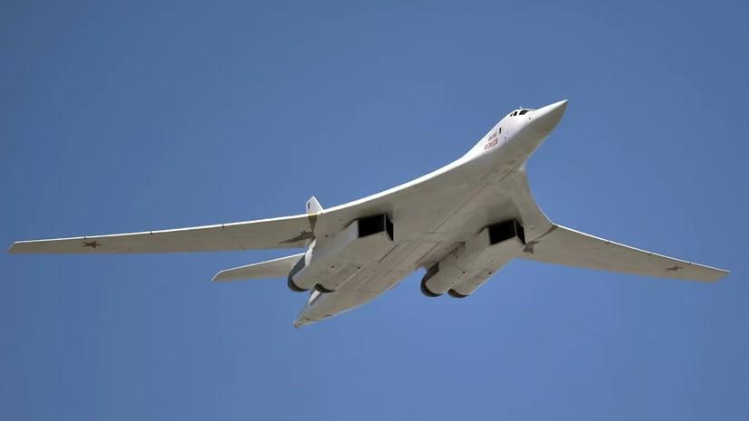 ВВС Бельгии заявили о перехвате российских Ту-160 и Су-27 над Балтикой