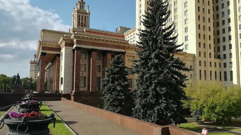 МГУ подписал ряд соглашений о сотрудничестве с двумя китайскими университетами