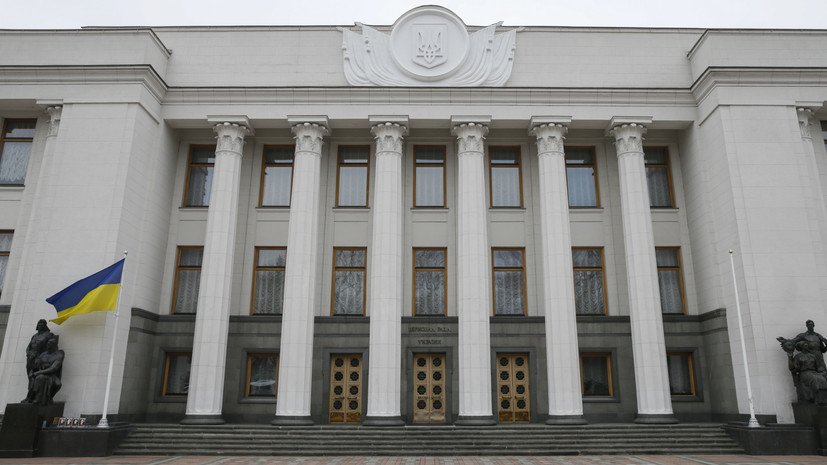 Опубликовано постановление о роспуске ЦИК Украины
