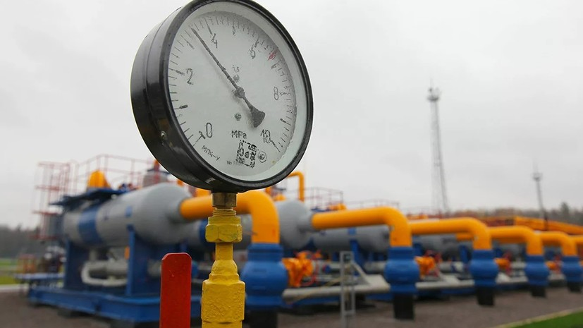 Глава Минприроды оценил запасы газа в России