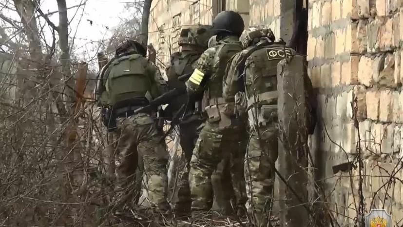 В Кабардино-Балкарии нейтрализованы двое боевиков