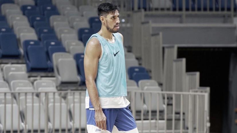 Новичок баскетбольного «Зенита» Айон рассказал о первых впечатлениях после переезда в Россию