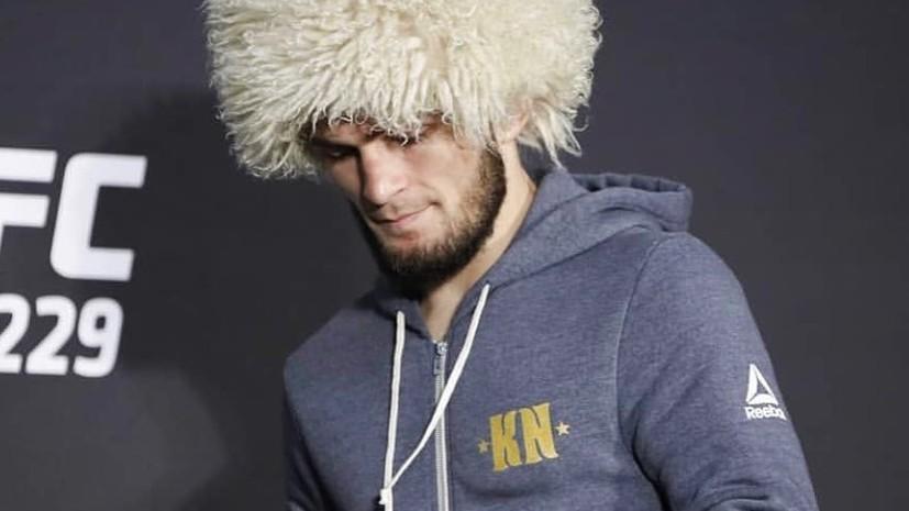 Экс-чемпион UFC Вудли объяснил, почему хочет выйти на бой с Нурмагомедовым