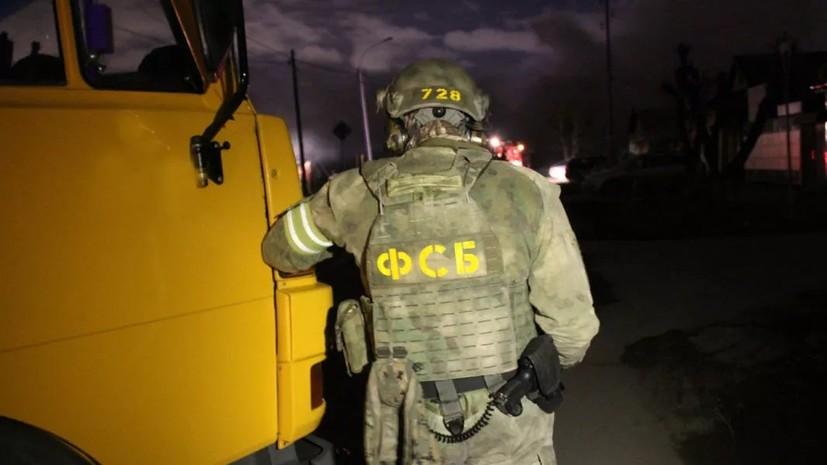 В Дагестане задержали сторонника ИГ*, готовившего теракт в республике