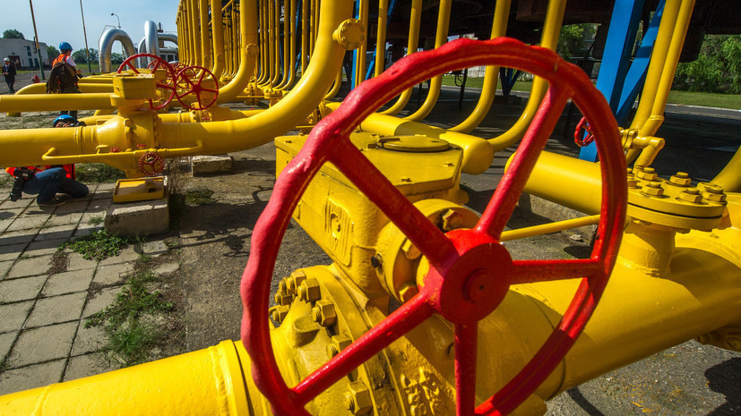 Украина предложит России новый газовый контракт на 10 лет