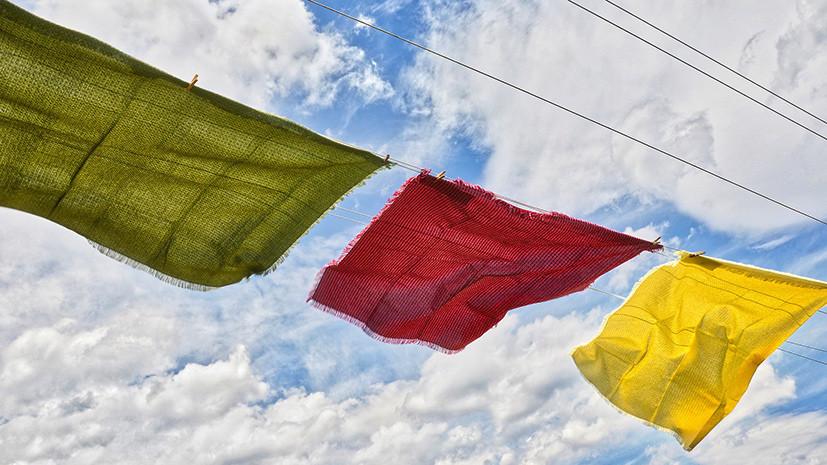 Сушилка с сюрпризом: учёные научились получать электричество из мокрой одежды