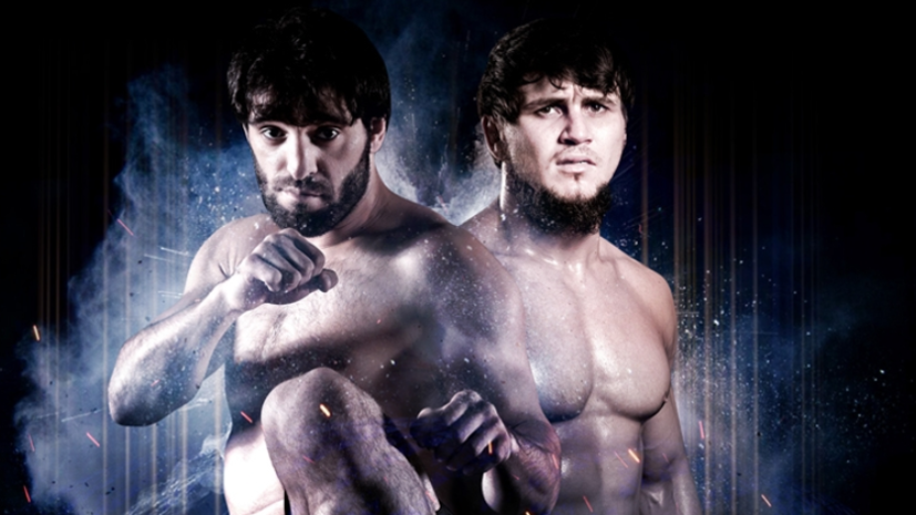 Бойцы Багов и Халиев встретятся на турнире АСА 99 в Москве