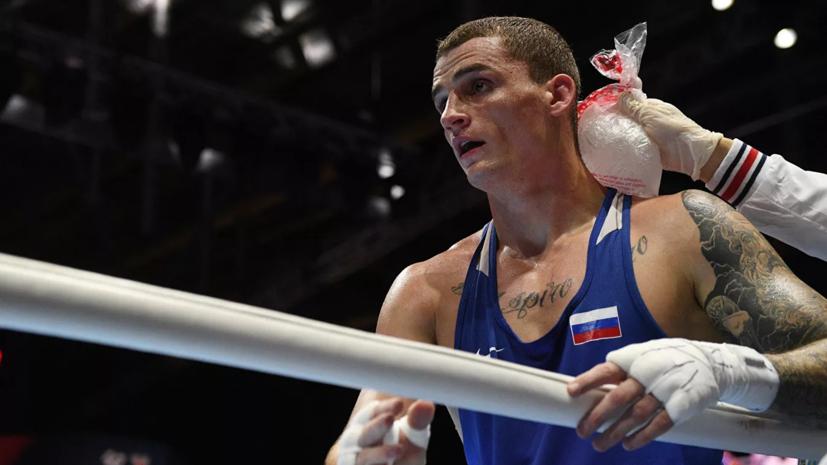 Российские боксёры Бакши и Гаджимагомедов вышли в полуфинал ЧМ в Екатеринбурге
